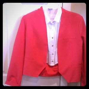 Forever 21 corral jacket